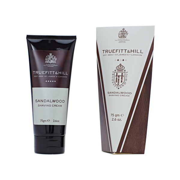 Truefitt & Hill Sandalwood Shaving Cream