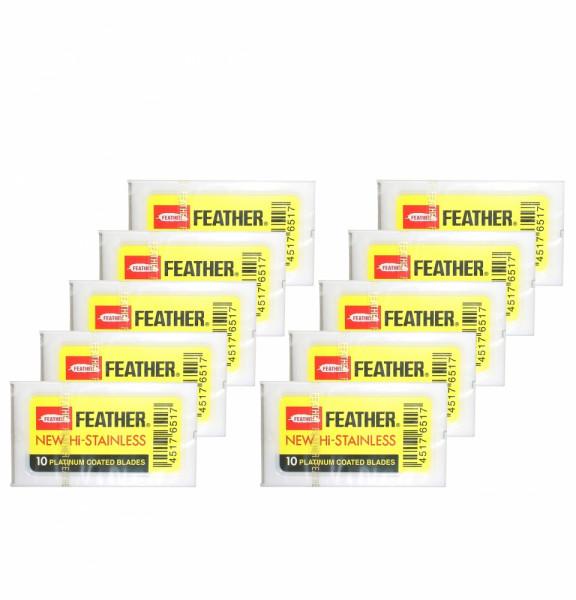 New HI Stainless FH 10 - 10 x 10er Pack