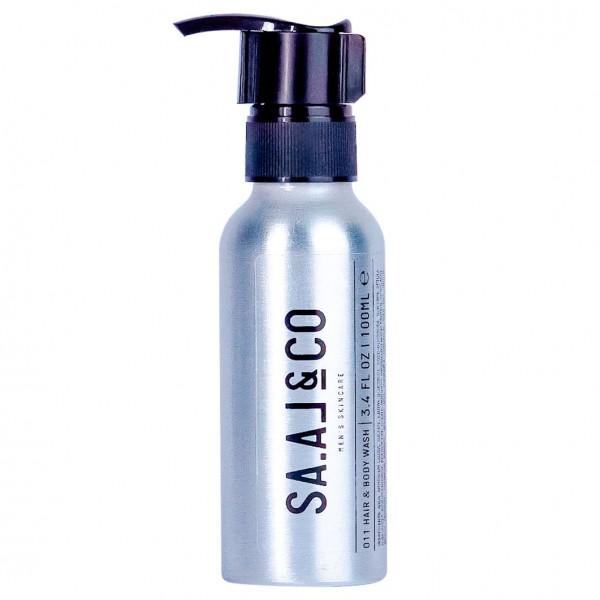 011 Hair & Body Wash Travel Size