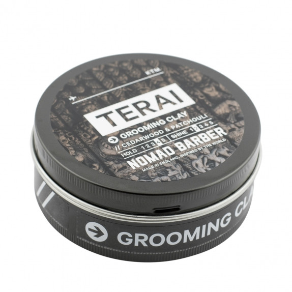 Nomand Barber Terai Grooming Clay