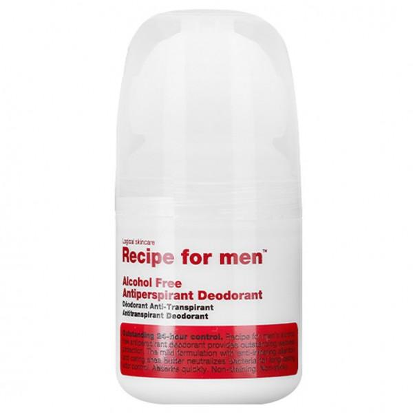 Alcohol Free Antiperspirant Deodorant