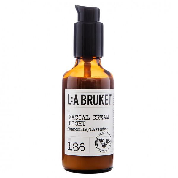 No. 186 Facial Cream Light Chamomile/Lavender 50 ml