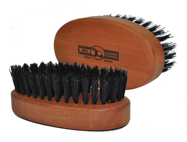 Bartbürste aus Birnbaum