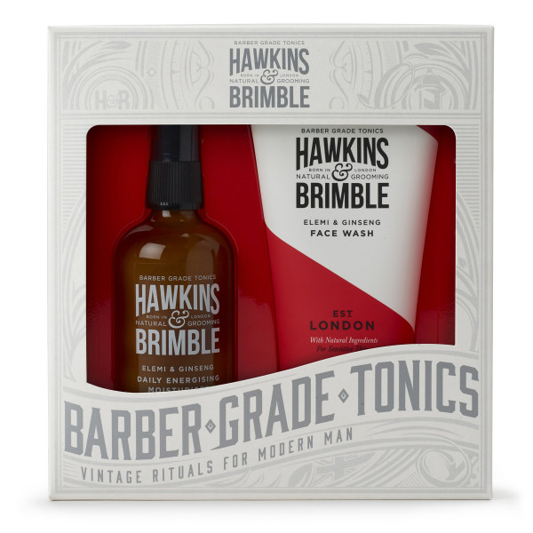 Hawkins & Brimble Face Care Gift Set