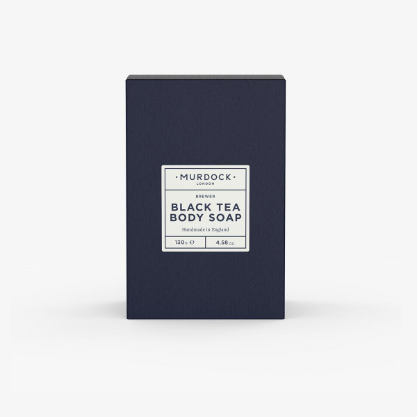Black Tea Body Soap Seife Mit schwarzem Tee Murdock London