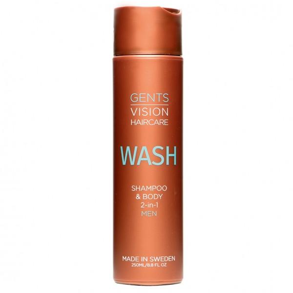 Gents Wash vision haircare