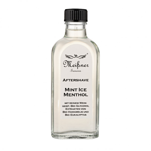 Aftershave Mint Ice Menthol