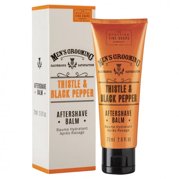 Men's Grooming Aftershave Balm