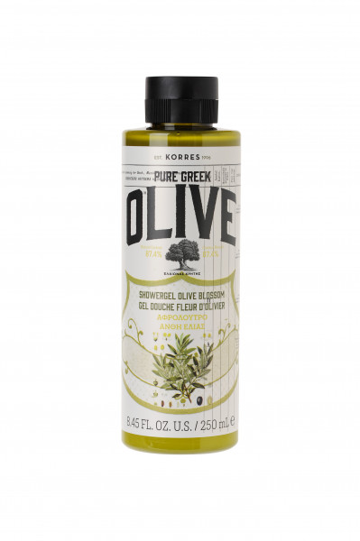 Olive & Olive Blossom Shower Gel