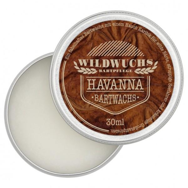 Bartwachs Havanna