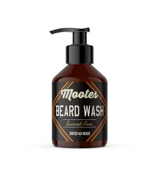 Mootes Beard Wash Sunset Ave.