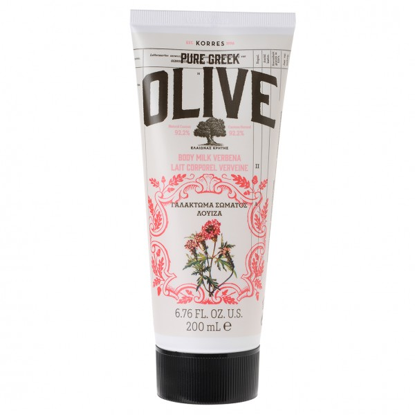 Olive & Verbena Body Milk