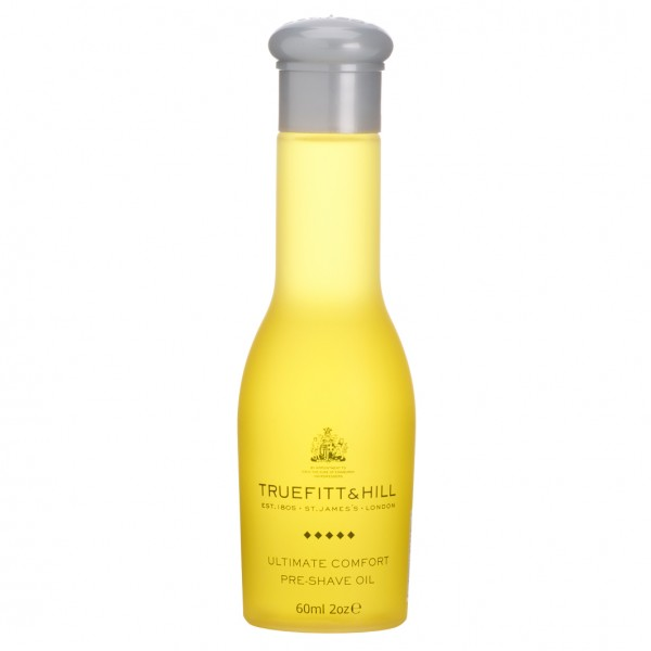 Ultimate Comfort Pre-shave Oil