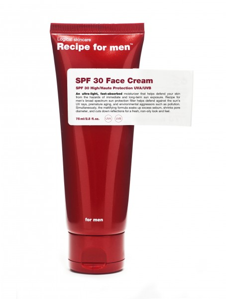 SPF 30 Face Cream