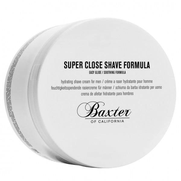 Super Close Shave Formula