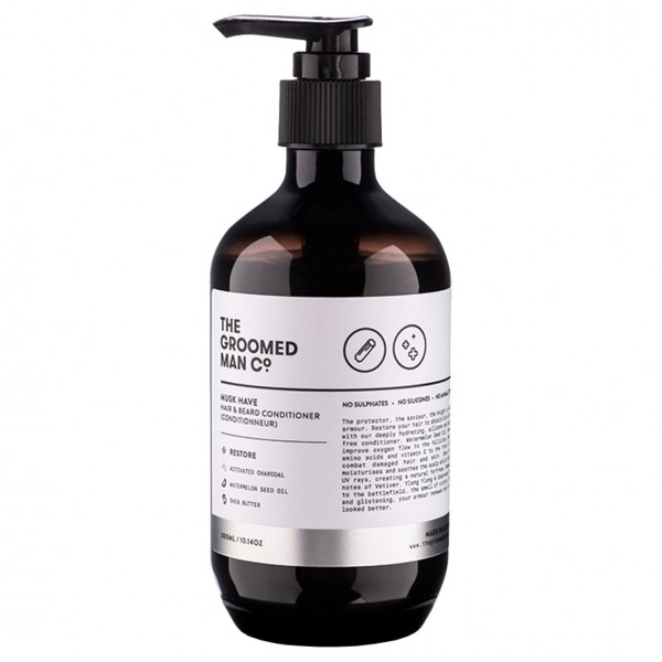 Musk Have Hair & Beard Conditioner