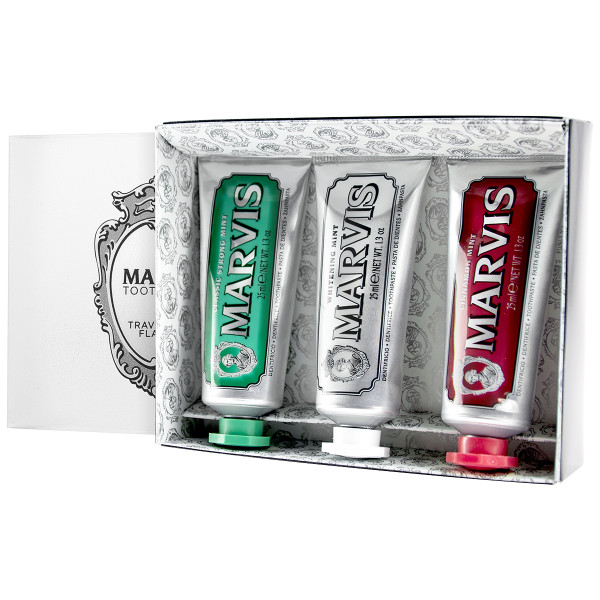 Zahnpasta Flavour Set