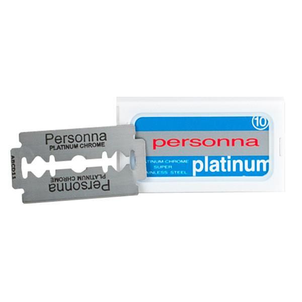 Platinum 100 Rasierklingen