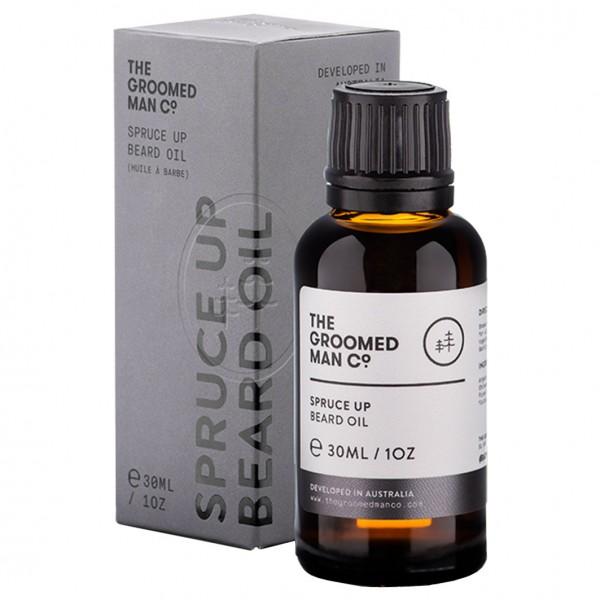 Spruce Up Beard Oil