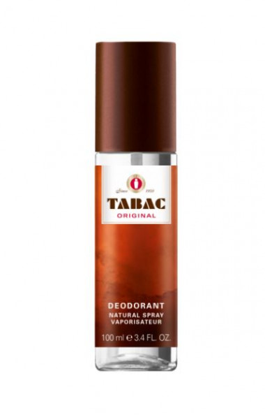 Tabac Deodorant Natural Spray