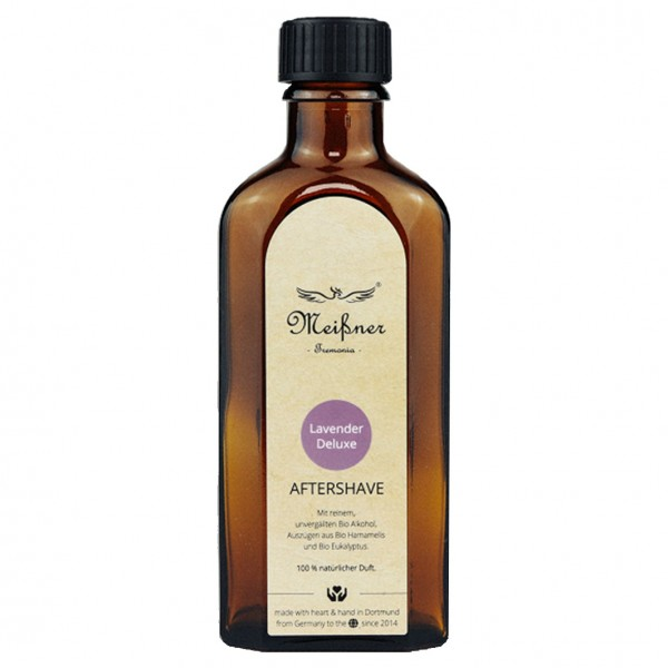 Aftershave Lavender Deluxe
