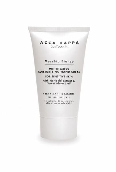 Muschio Bianco Moisturizing Hand Cream