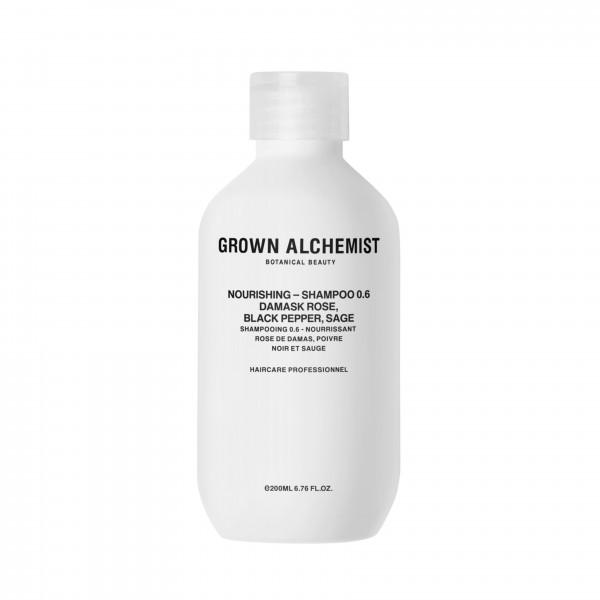 Grown Alchemist Nourishing Shampoo 0.6 200 ml
