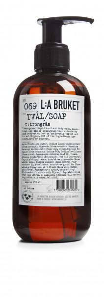 No. 069 Liquid Soap Lemongrass 450 ml