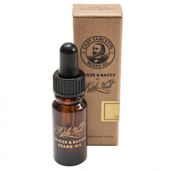 Ricki Hall's Booze & Baccy Beard Oil