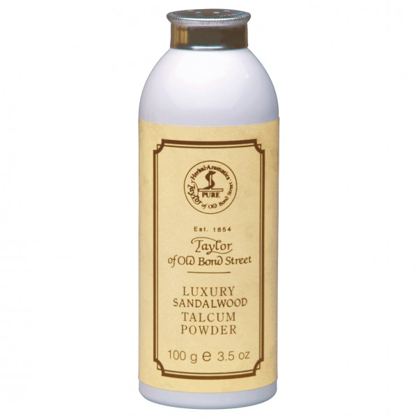 Luxury Sandalwood Talcum Powder