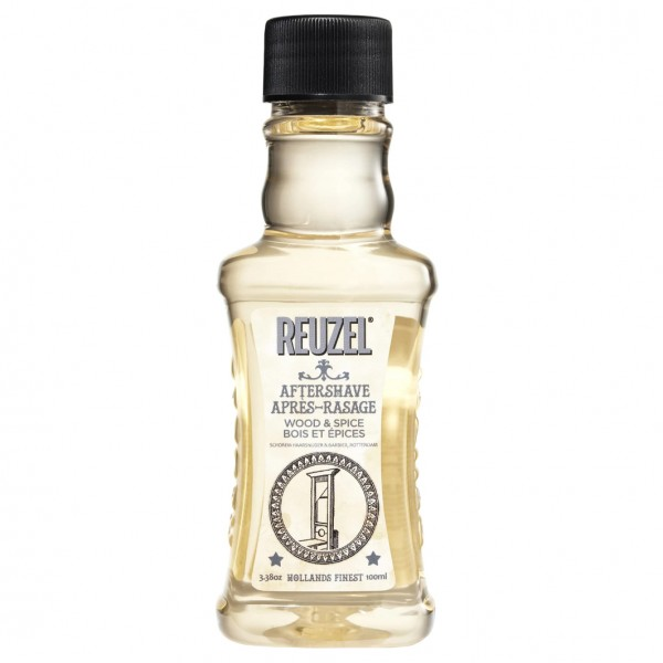 After Shave Wood & Spice