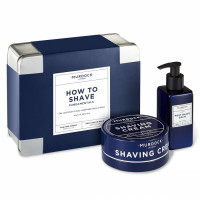 How to Shave Fundamentals Rasierpflege Geschenkset mit Reisegrößen
