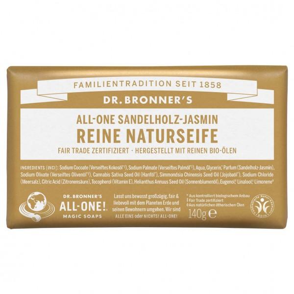 Reine Naturseife Sandelholz-Jasmin 140 g