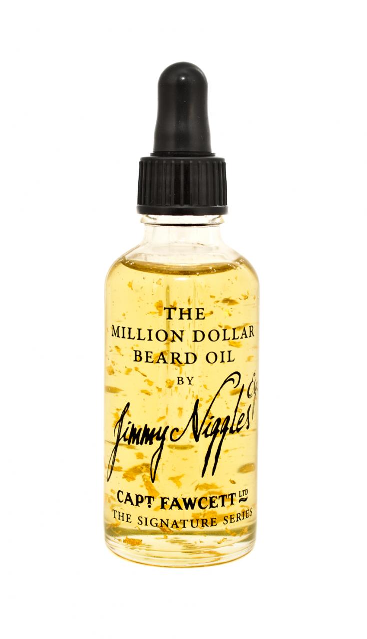 "Captain Fawcett´s - Million Dollar Beard Oil ""J..."