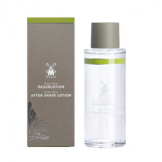 After Shave Lotion Aloe Vera