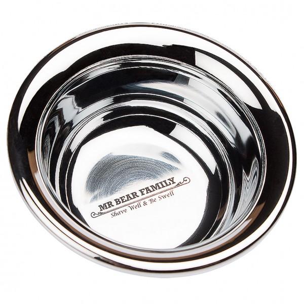 Shaving Bowl Stainless Steel