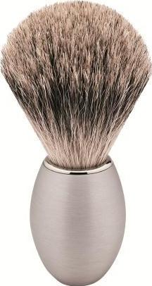 Rasierpinsel 6478 silber (Reines Dachshaar)