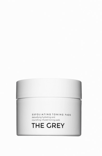 The Grey Men's Skincare Exfoliating Toning Pads Gesichtspflege
