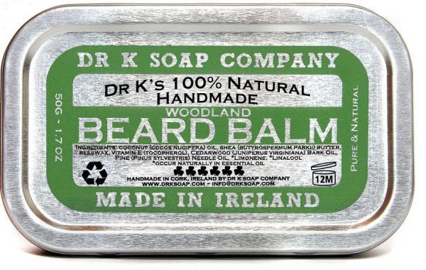 Beard Balm Woodland