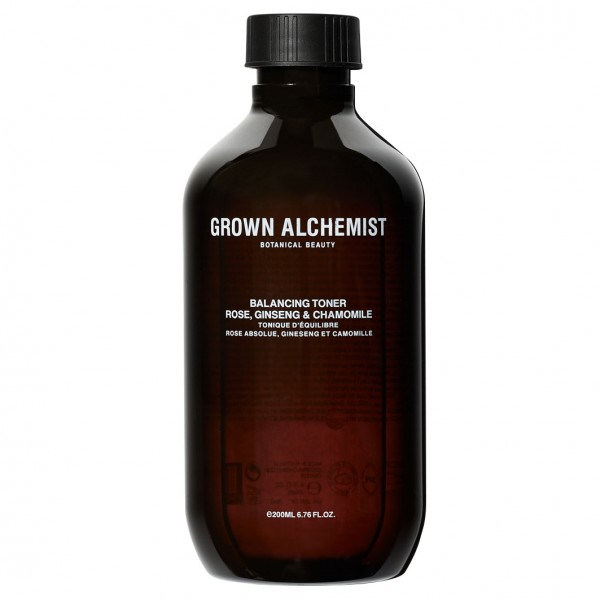 Balancing Toner: Rose Absolute, Ginseng & Chamomile 200 ml