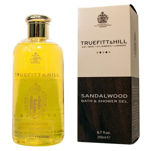 Truefitt & Hill Sandalwood Bath & Shower Gel