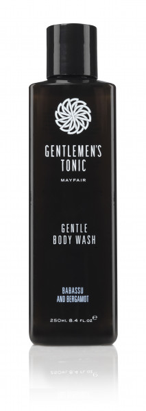 Gentle Body Wash Babassu and Bergamot