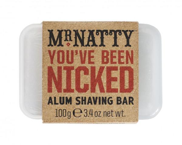 You've Been Nicked Alaub Shaving Bar