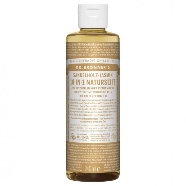 Liquid Soap Sandelholz-Jasmin 240 ml