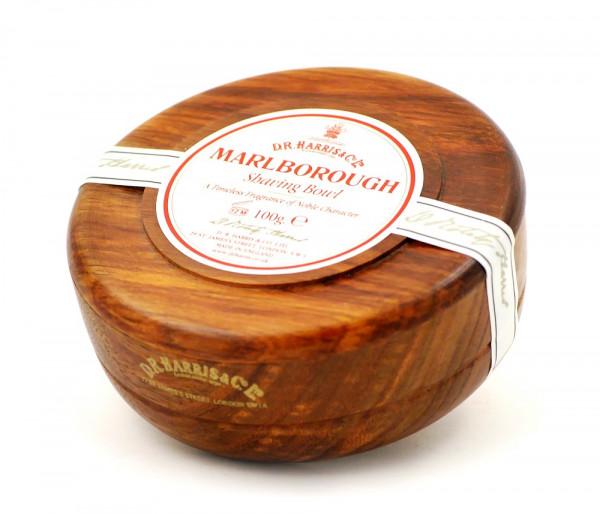 Marlborough Shaving Soap in Mahogany Bowl