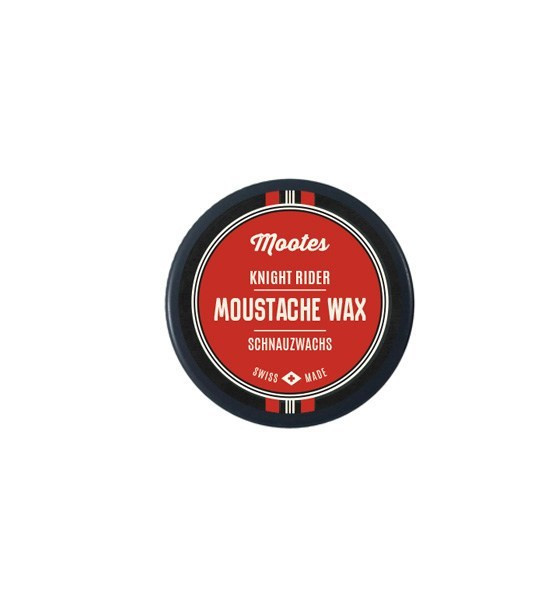 Mootes Knight Rider Moustache Wax