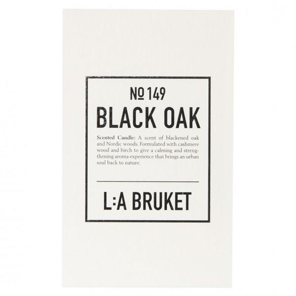 No. 149 Candle Black Oak