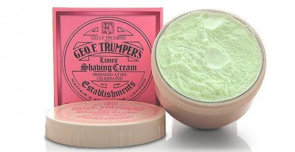 Limes Soft Shaving Cream Bowl