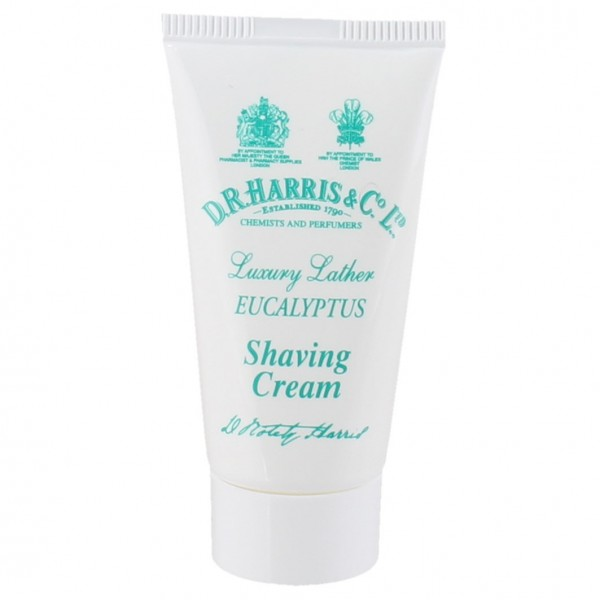 Eucalyptus Trial Size Shaving Cream Tube