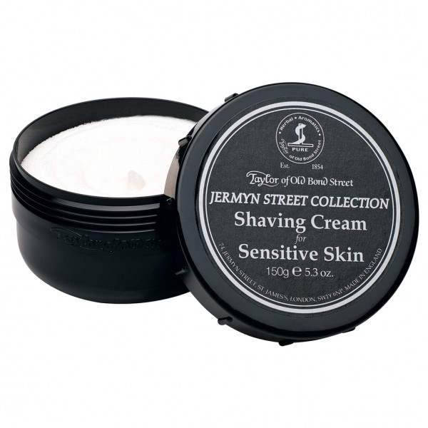 Jermyn Street Collection Shaving Cream Sensitive